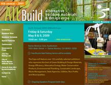 Alternative Building Materials Expo