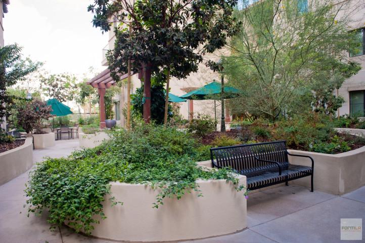 Mezzanine Garden