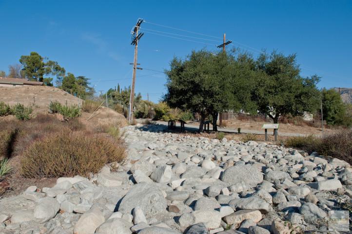 Sloped Dry River
