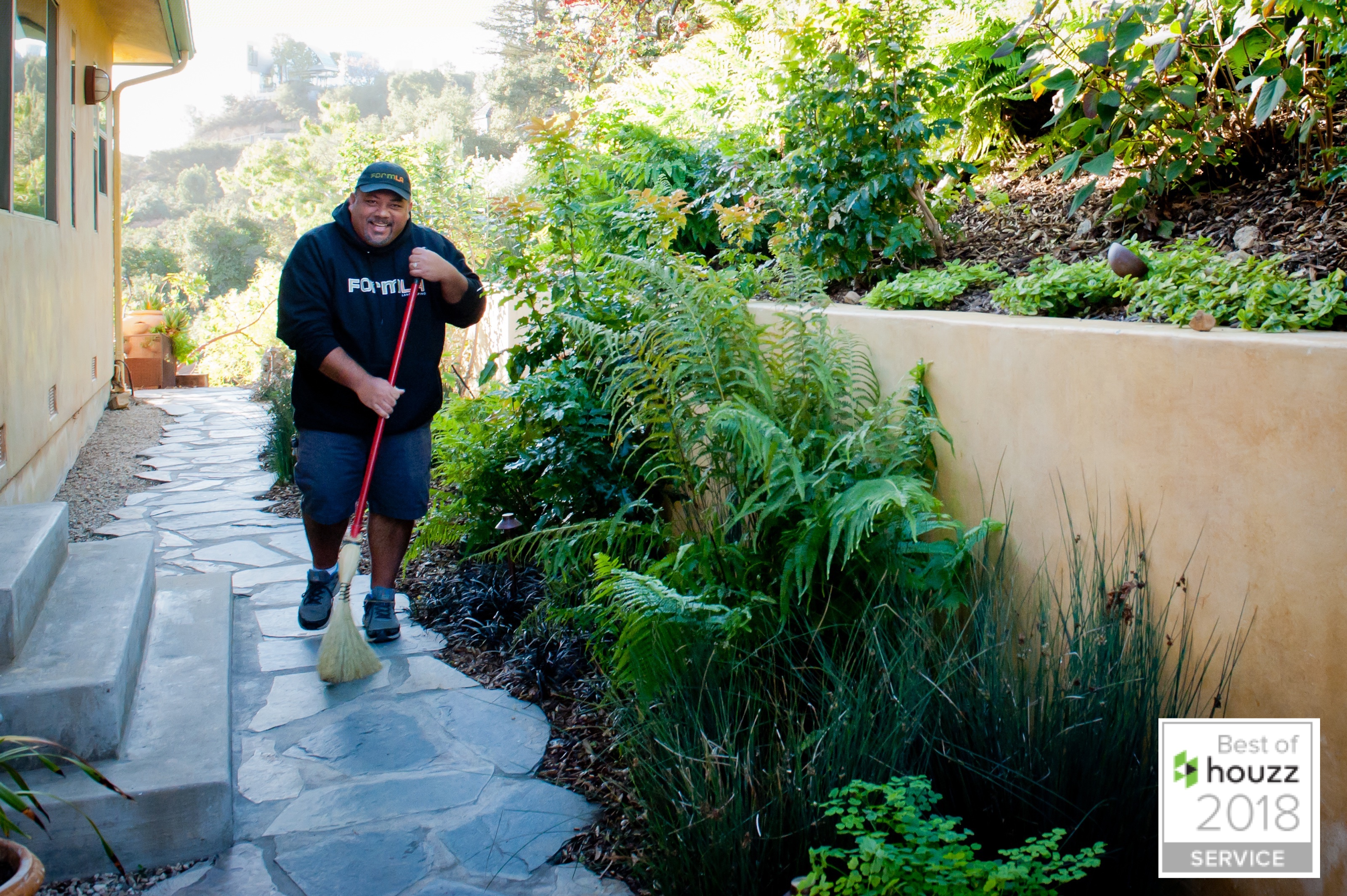 Oscar Ortega Maintenance Formla Landscaping