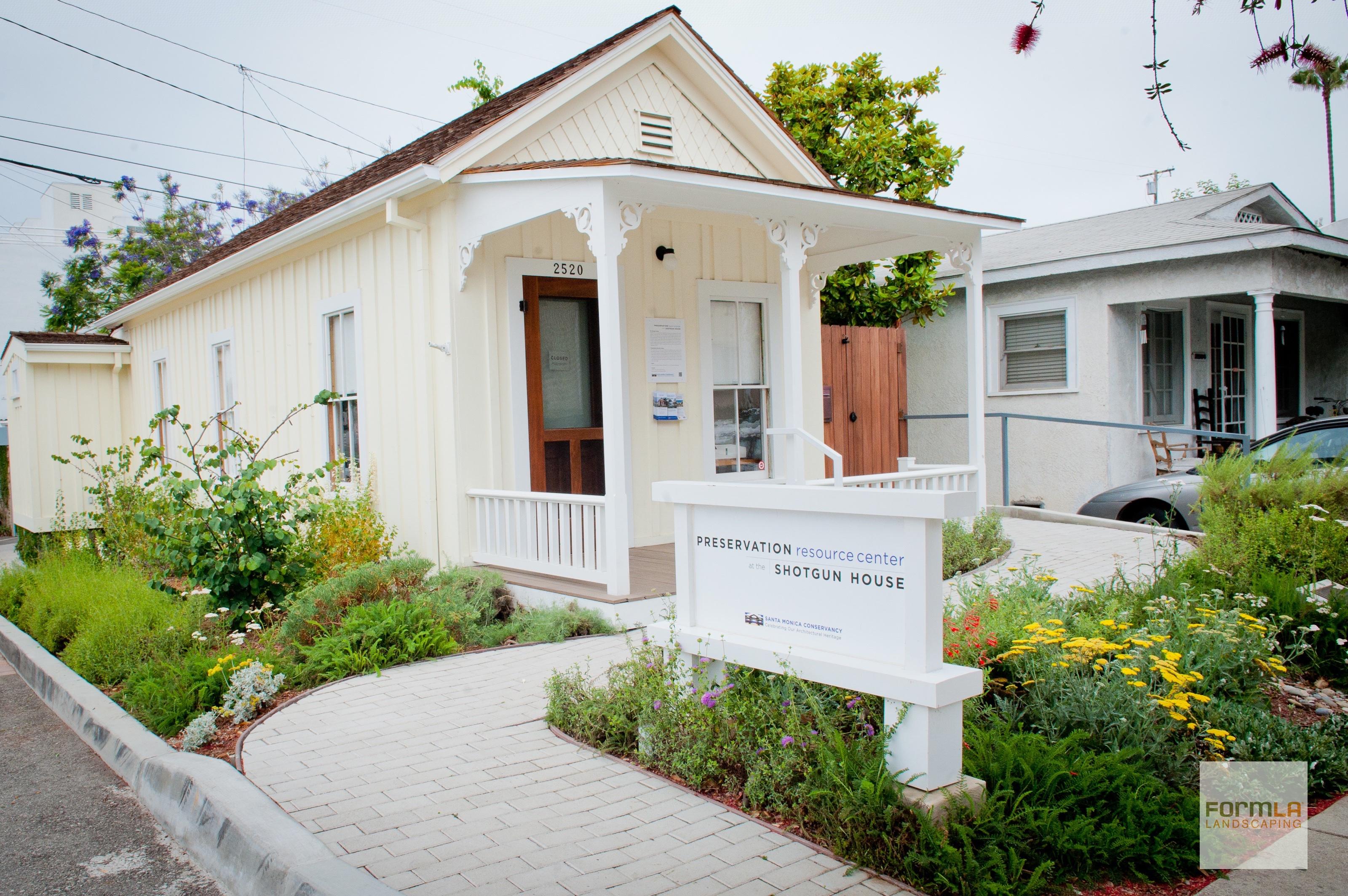 Preservation Resource Center Formla Landscaping
